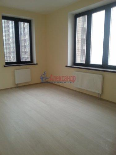 3-комнатная квартира (68м2) на продажу по адресу Мурино пос., Менделеева бул., 9— фото 1 из 14
