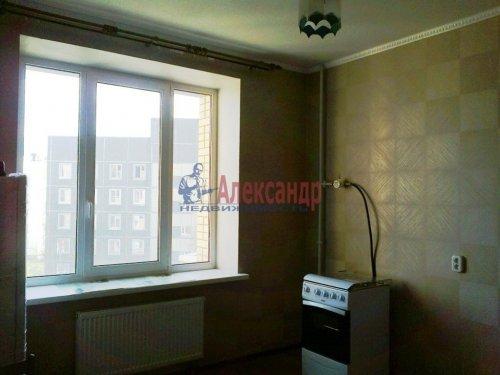 1-комнатная квартира (47м2) на продажу по адресу Синявино 1-е пгт., Кравченко ул., 11— фото 1 из 18