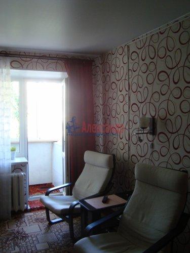 2-комнатная квартира (44м2) на продажу по адресу Луга г., Красной Артиллерии ул., 28— фото 3 из 12