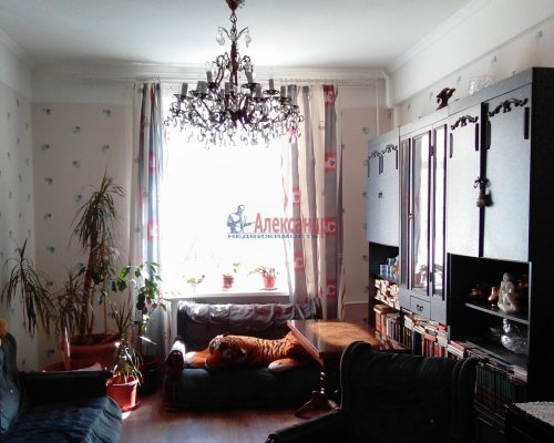 4-комнатная квартира (101м2) на продажу по адресу Волхов г., Волховский пр., 35— фото 6 из 9