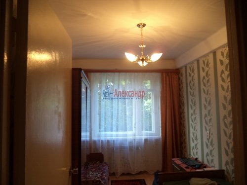 3-комнатная квартира (59м2) на продажу по адресу Луначарского пр., 33— фото 2 из 15