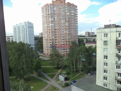 2-комнатная квартира (55м2) на продажу по адресу Пискаревский пр., 38— фото 14 из 15
