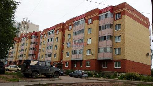1-комнатная квартира (34м2) на продажу по адресу Выборг г., Большая Каменная ул., 1— фото 13 из 13