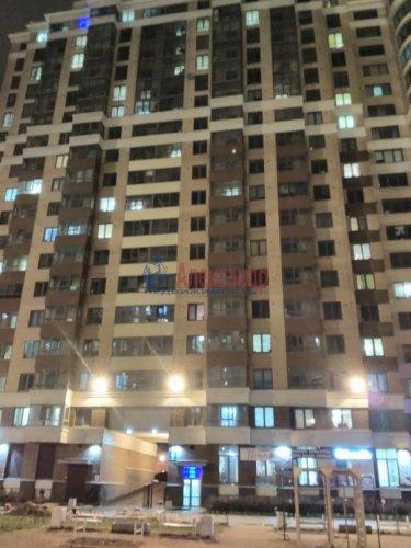 1-комнатная квартира (36м2) на продажу по адресу Кудрово дер., Ленинградская ул., 9— фото 11 из 13