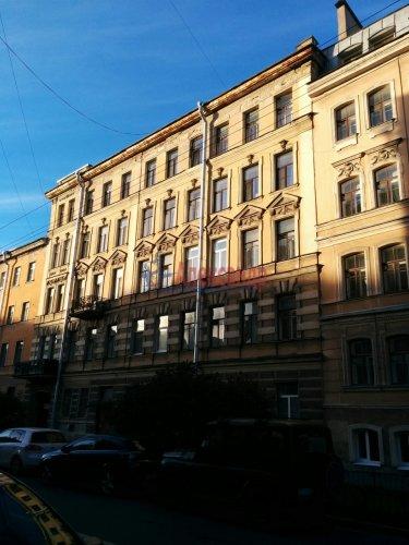 Комната в 4-комнатной квартире (109м2) на продажу по адресу 4 Советская ул., 4— фото 9 из 9