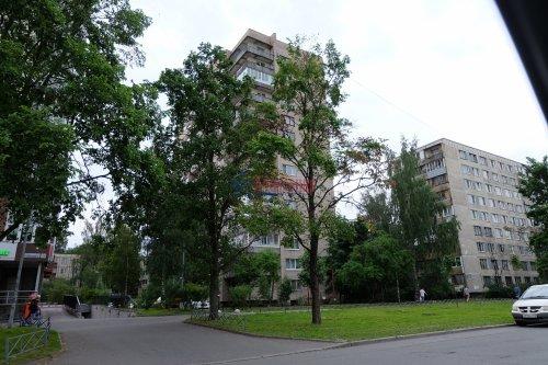 1-комнатная квартира (37м2) на продажу по адресу Вавиловых ул., 17— фото 14 из 15
