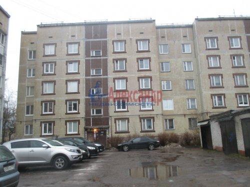 2-комнатная квартира (57м2) на продажу по адресу Гатчина г., Карла Маркса ул., 64— фото 1 из 15