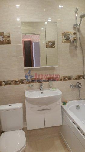 1-комнатная квартира (37м2) на продажу по адресу Мурино пос., Новая ул., 7— фото 8 из 15