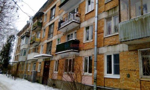1-комнатная квартира (30м2) на продажу по адресу Пушкин г., Железнодорожная ул., 22— фото 2 из 7