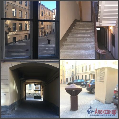 Комната в 1-комнатной квартире (97м2) на продажу по адресу Моисеенко ул., 8— фото 2 из 2