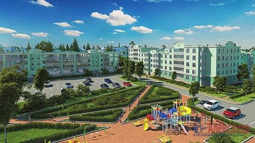 1-комнатная квартира (43м2) на продажу по адресу Сертолово-2 пос., Мира ул., 13— фото 2 из 4