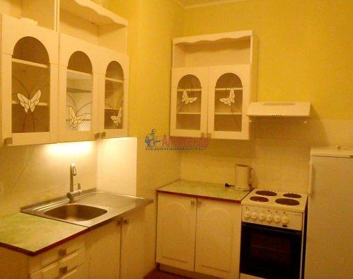 1-комнатная квартира (41м2) на продажу по адресу Науки пр., 17— фото 2 из 9