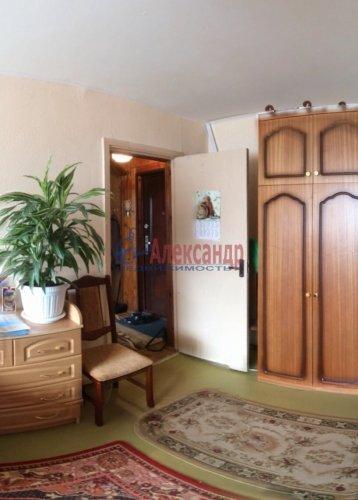 1-комнатная квартира (33м2) на продажу по адресу Приладожский пгт., 3— фото 3 из 9