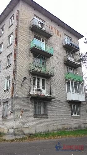 1-комнатная квартира (31м2) на продажу по адресу Глебычево пос., 7— фото 12 из 12