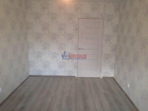 1-комнатная квартира (35м2) на продажу по адресу Кудрово дер., Европейский просп., 14— фото 4 из 5