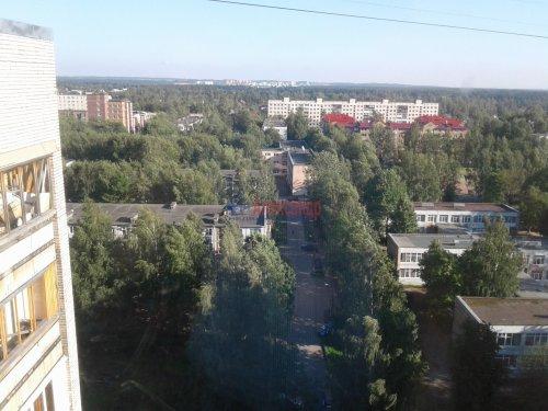 3-комнатная квартира (65м2) на продажу по адресу Всеволожск г., Ленинградская ул., 19— фото 1 из 6