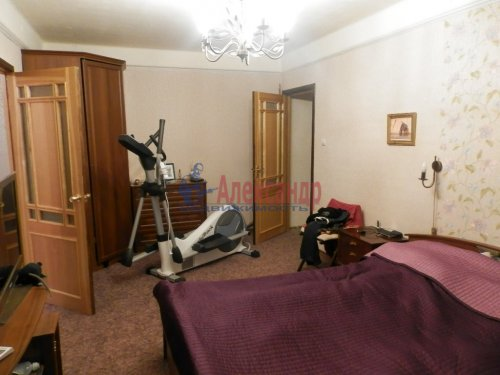 4-комнатная квартира (90м2) на продажу по адресу Будапештская ул., 17— фото 2 из 19