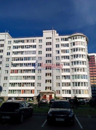 1-комнатная квартира (43м2) на продажу по адресу Всеволожск г., Доктора Сотникова ул., 1— фото 1 из 12