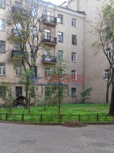 Комната в 4-комнатной квартире (110м2) на продажу по адресу Лермонтовский пр., 30— фото 1 из 4
