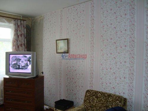 2-комнатная квартира (45м2) на продажу по адресу Скреблово пос.— фото 3 из 14