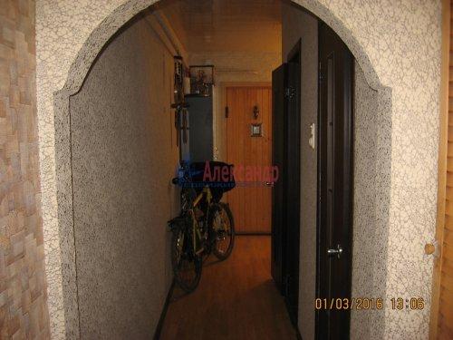 3-комнатная квартира (72м2) на продажу по адресу Волхов г., Ломоносова ул., 28— фото 3 из 5