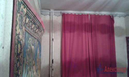 2-комнатная квартира (42м2) на продажу по адресу Кузнечное пгт., Приозерское шос., 7— фото 3 из 13