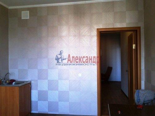 1-комнатная квартира (47м2) на продажу по адресу Синявино 1-е пгт., Кравченко ул., 11— фото 2 из 18