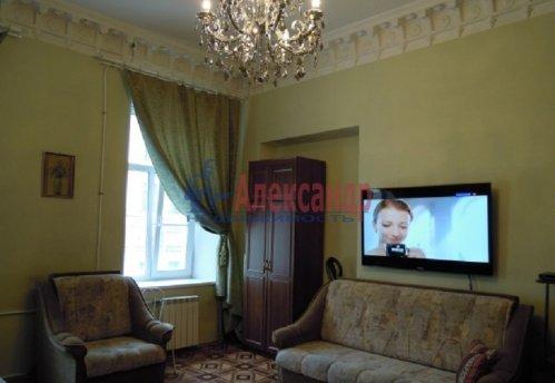2-комнатная квартира (99м2) на продажу по адресу Лермонтовский пр., 10/53— фото 1 из 7