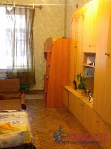Комната в 4-комнатной квартире (110м2) на продажу по адресу Лермонтовский пр., 30— фото 4 из 4