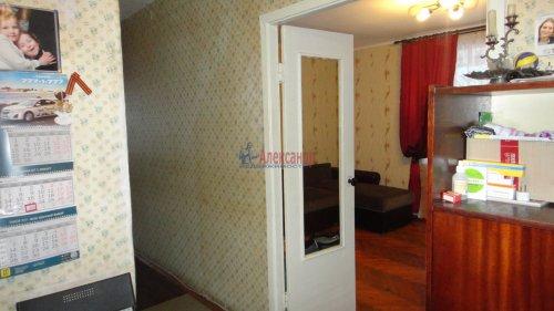 2-комнатная квартира (55м2) на продажу по адресу Сертолово г., Заречная ул., 1— фото 5 из 14