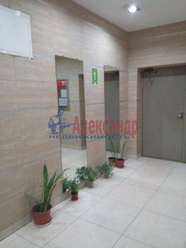 1-комнатная квартира (37м2) на продажу по адресу Бутлерова ул., 40— фото 4 из 6