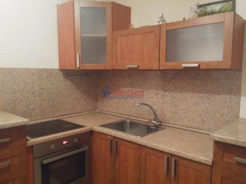 1-комнатная квартира (40м2) на продажу по адресу Киришская ул., 11— фото 1 из 8