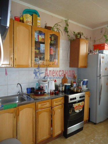 1-комнатная квартира (35м2) на продажу по адресу Ветеранов пр., 135— фото 1 из 10