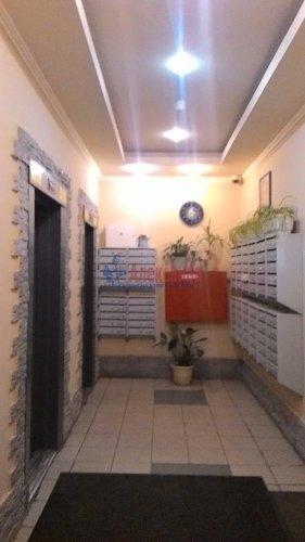 1-комнатная квартира (46м2) на продажу по адресу Науки пр., 17— фото 2 из 18