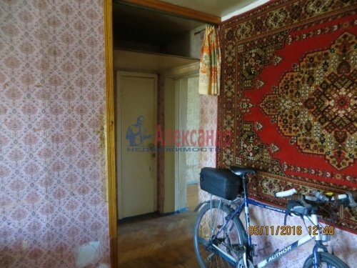3-комнатная квартира (57м2) на продажу по адресу Войсковицы пос., Манина пл., 1— фото 4 из 7