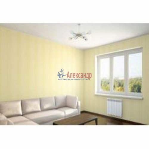 1-комнатная квартира (35м2) на продажу по адресу Маршала Казакова ул., 78— фото 1 из 4