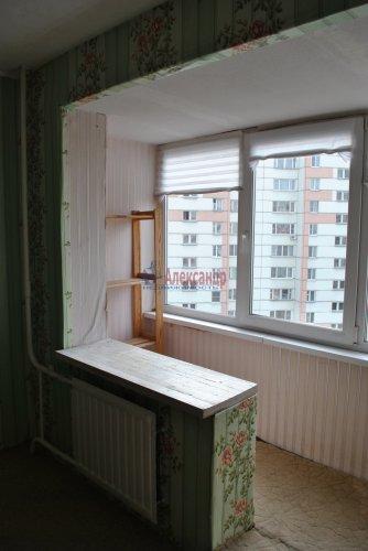 1-комнатная квартира (41м2) на продажу по адресу Шушары пос., Пушкинская ул., 3— фото 5 из 15
