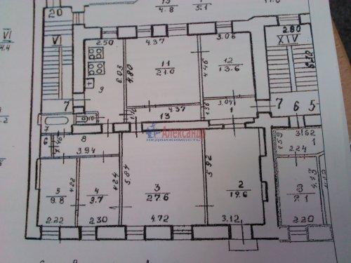 6-комнатная квартира (136м2) на продажу по адресу 13 Красноармейская ул., 20— фото 2 из 23