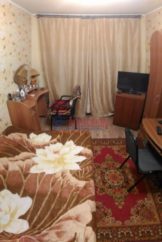 2-комнатная квартира (50м2) на продажу по адресу Мурино пос., Оборонная ул., 2— фото 10 из 15