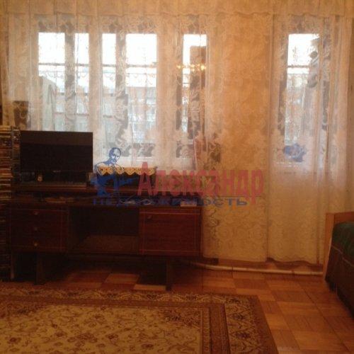 1-комнатная квартира (35м2) на продажу по адресу Луначарского пр., 37— фото 1 из 8
