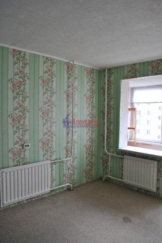 1-комнатная квартира (41м2) на продажу по адресу Шушары пос., Пушкинская ул., 3— фото 3 из 15