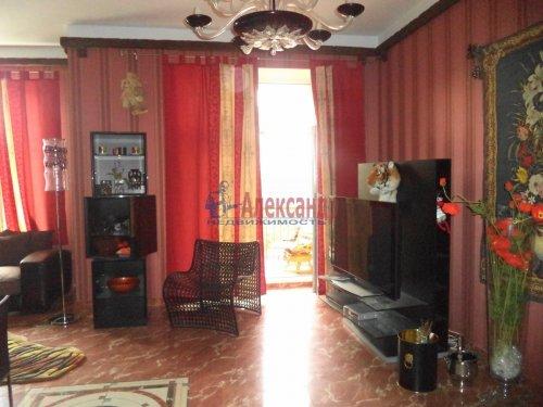 4-комнатная квартира (275м2) на продажу по адресу Кольцова ул., 59— фото 4 из 19