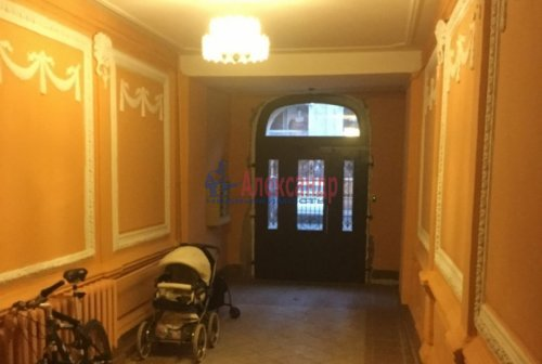 2-комнатная квартира (56м2) на продажу по адресу Малая Посадская ул., 6— фото 10 из 10