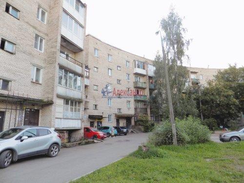 1-комнатная квартира (34м2) на продажу по адресу Выборг г., Приморское шос., 2б— фото 1 из 23