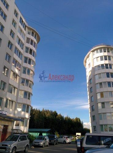 1-комнатная квартира (43м2) на продажу по адресу Всеволожск г., Доктора Сотникова ул., 1— фото 11 из 12