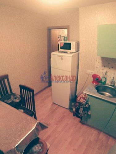 1-комнатная квартира (32м2) на продажу по адресу Мурино пос., Боровая ул., 16— фото 11 из 16