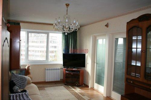 3-комнатная квартира (52м2) на продажу по адресу Руднева ул., 5— фото 1 из 9