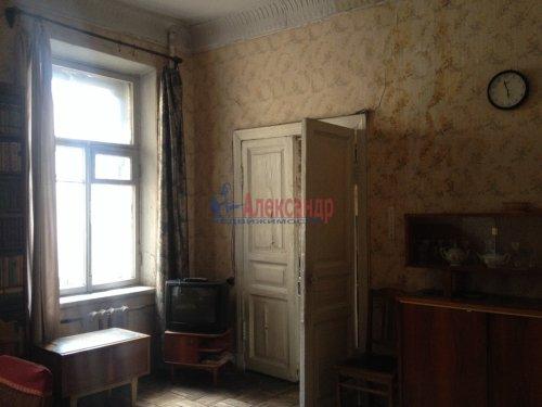 2 комнаты в 4-комнатной квартире (85м2) на продажу по адресу Клинский пр., 21— фото 5 из 7