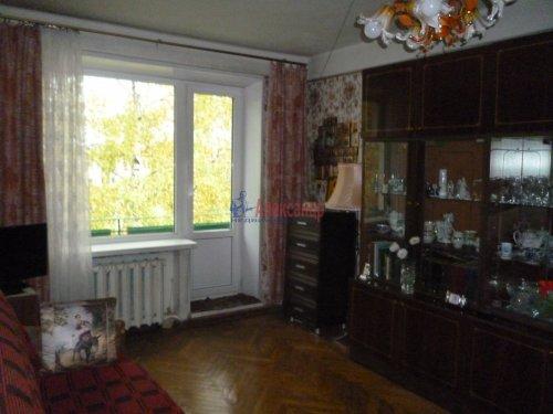 2-комнатная квартира (45м2) на продажу по адресу Юрия Гагарина просп., 14— фото 1 из 9