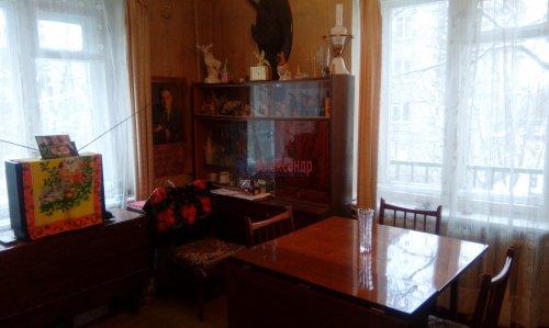 1-комнатная квартира (30м2) на продажу по адресу Пушкин г., Железнодорожная ул., 22— фото 5 из 7